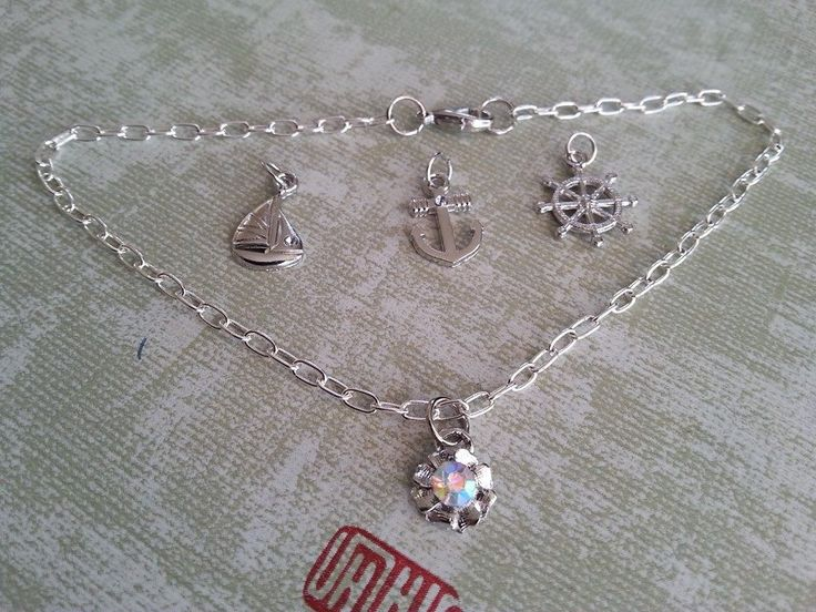 Anklet, choose your charm!