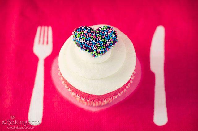 Cake Vodka Buttercream and Chocolate Jewels - Bakingdom