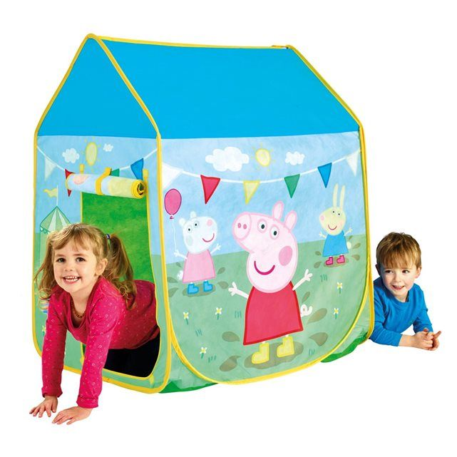 Tente de jeux Peppa Pig