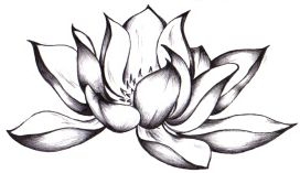 Lotus, tattoo idea.