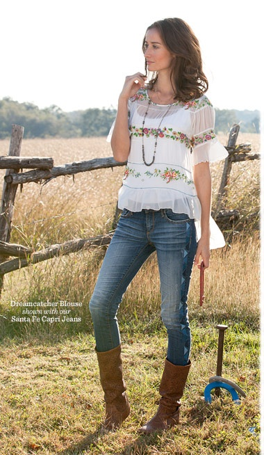 The sundance catalog always has such breezy country for Country style catalogs