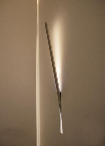 Recessed wall light fixture / LED / linear / IP20 ALVALINE: DAGLI RETTA by Domenico De Palo Viabizzuno