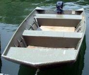 Paint a Jon Boat