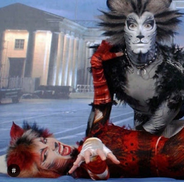 Jack Rebaldi Munkustrap Sabine Hettlich Bombalurina Cats Musical Cats Character