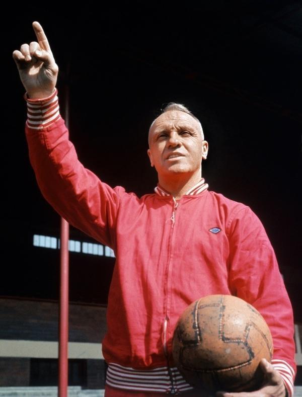 Bill Shankley #LFC #Icon #Legend