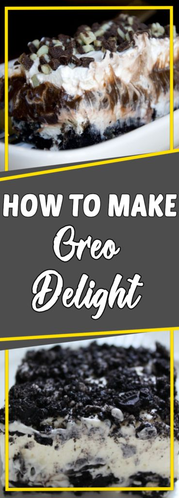 """Welcome again to """"Yummy Mommies"""" the home of meal receipts & list of dishes, Today i will guide you how to make """"How To Make Oreo Delight"""". I made this Delicious recipe a few days"""