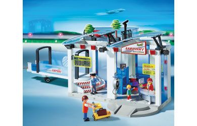 playmobil Airline Terminal 4311 All the excitement of running your own airport! http://www.comparestoreprices.co.uk/action-figures/playmobil-airline-terminal-4311.asp