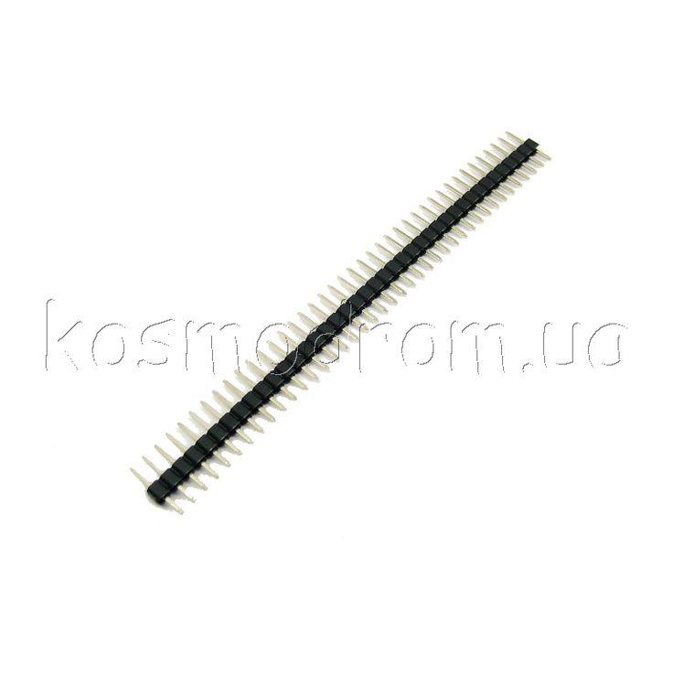 Разъем штыревого соединения шаг 2 мм PLS2-40 Штыревой ...