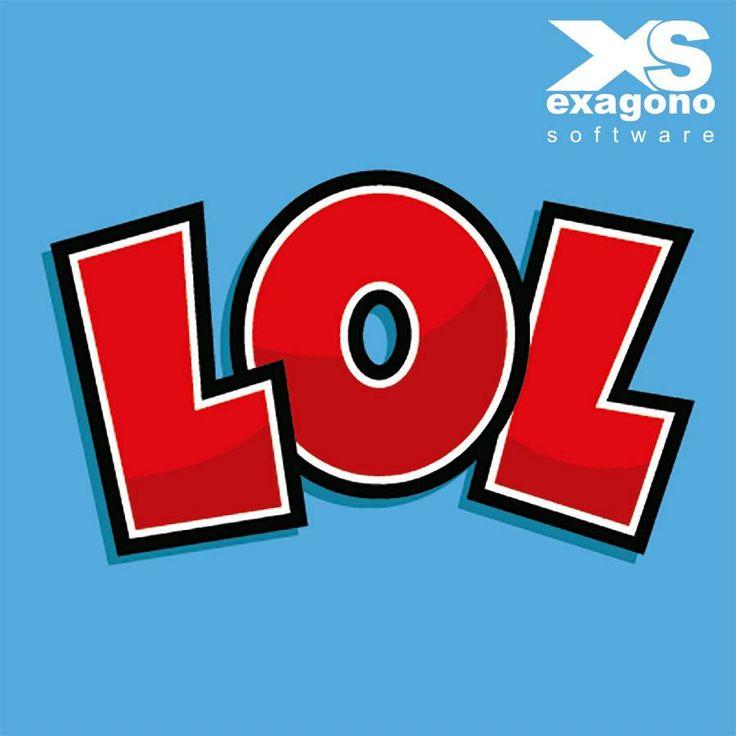 """¿Qué significa #LOL?   Significa """"Laughing Out Loud"""", que traducido al español significa: """"Riendo muy fuerte"""", que obvio hace referencia a """"morir de risa"""". #Diseñoweb #Paginaweb #Internet #CRM #Tecnologia"""