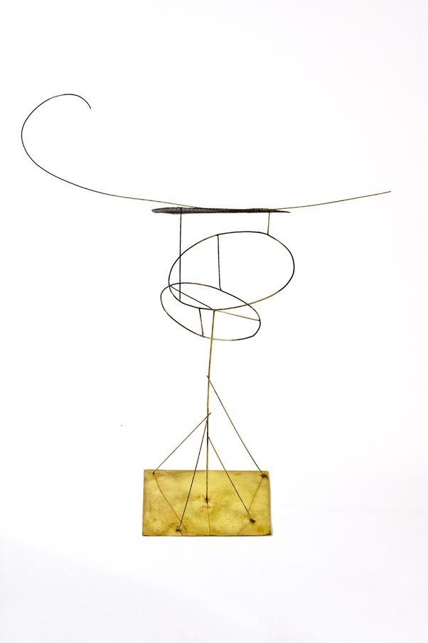 Fausto Melotti, Teorema (1971) - #art #sculpture