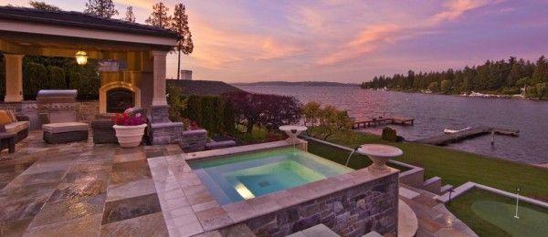 Ringat a víz! - A legszebb tóparti házak - http://www.otthon24.hu/ringat-a-viz-a-legszebb-toparti-hazak/