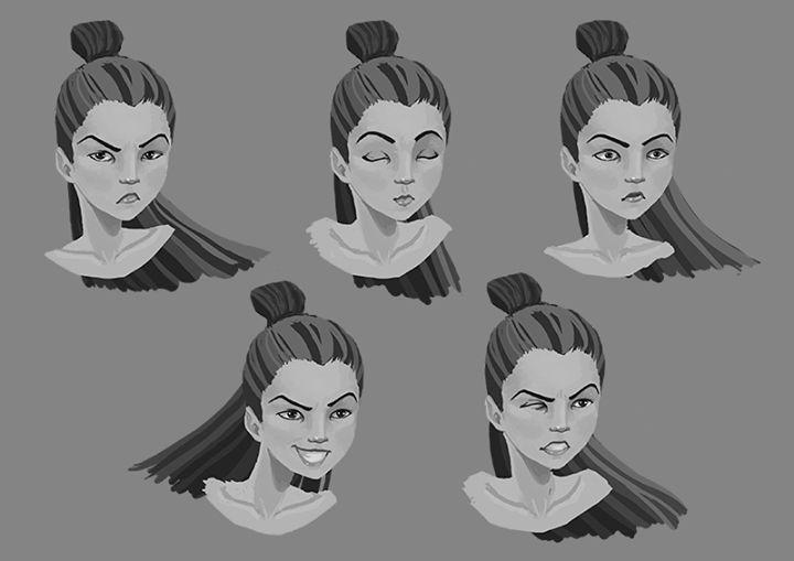 Yami expressions