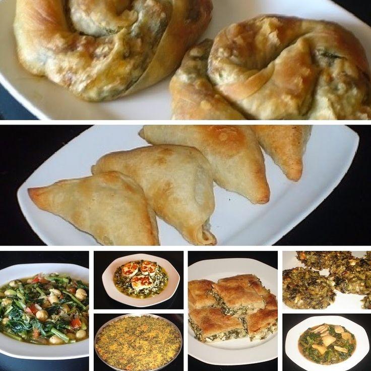 8 Greek Spinach Recipes