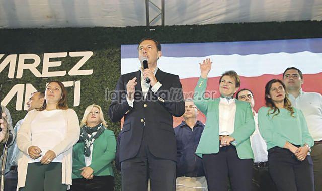 Antonio Álvarez confiesa por qué perdió en las elecciones https://www.laprensalibre.cr/Noticias/detalle/130446/antonio-alvarez-confiesa-por-que-perdio-en-las-elecciones    Esto es notorio, la Corte Interamericana se metió de lleno en la campaña electoral,  hizo publico su criterio a un mes de las elecciones y movió pasiones. (Benjamín Núñez Vega)  elecciones