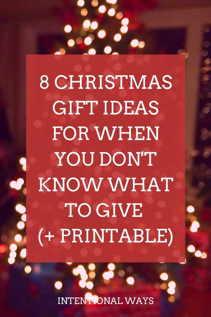 Post Intentional Ways 8 Christmas Gift Ideas For When You Don T Know What To G In 2020 Teacher Christmas Gifts Neighbor Christmas Gifts Christmas Gifts For Coworkers