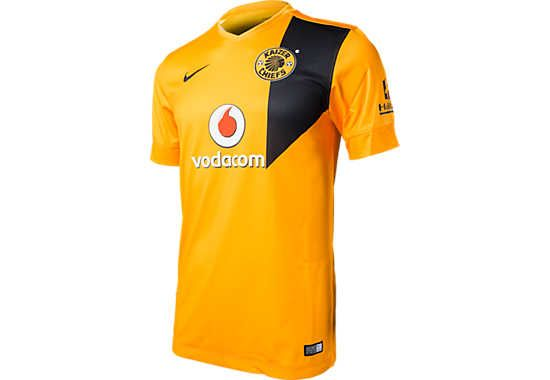 Nike Kaizer Chiefs Home Jersey - 2014