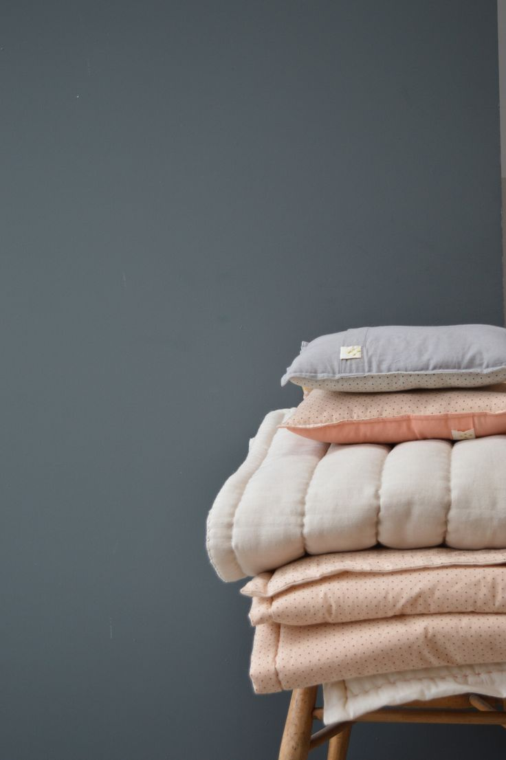 Simple, effortless, timeless bedding and interiors by Camomile london.