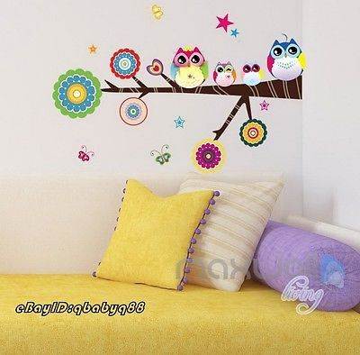 37 best Nursery Wall Decals images on Pinterest | Nursery wall ...