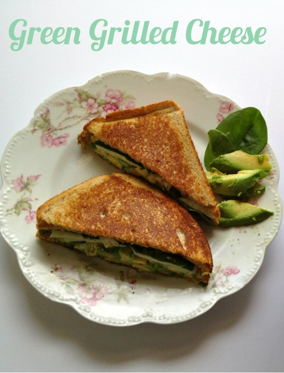 Green Grilled Cheese- A Divine Twist!: Cheese Recipe, Sandwiches, Pretty Provider, Green Grilled, Fabulous Food, Divination Twists, Whole Wheat Bread, Lifestyle Blog, Grilled Cheeses
