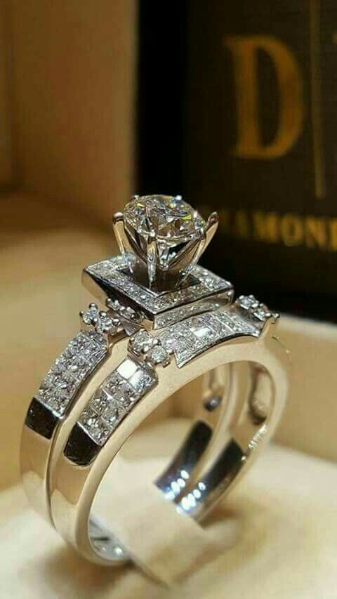 Sir, what about this one? Gold looks better on my finger. It gives me a certain glow, btw