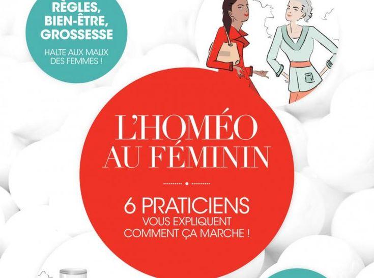 Le Hors-Série #03 de FemininBio est disponible en PDF et sur iPad. Entièrement consacré à l'homéopathie au féminin, ce magazine, réalisé en partenariat avec des praticiens de santé de la Fédération Française des Sociétés d'Homéopathie (FFSH), va vous donner les clefs pour répondre à vos problèmes quotidiens : règles, insomnie, stress, minceur ou autres désagréments de la vie.