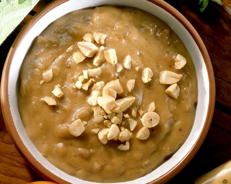 Erdnusssoße | http://eatsmarter.de/rezepte/erdnusssosse-0