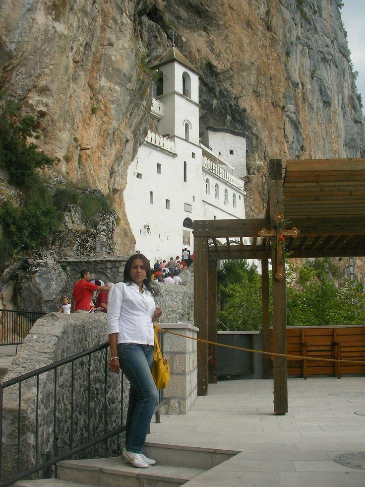 Monastery Ostrog-Montenegro