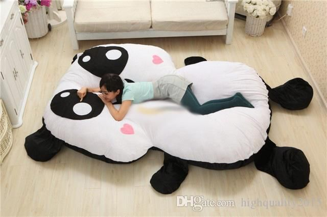 Wholesale cheap  online, brand - Find best new 210cm x 150cm super cute huge giant panda bed tatami carpet sofa vbgny7 at discount prices from Chinese stuffed & plus animals supplier - highquality2015 on DHgate.com.