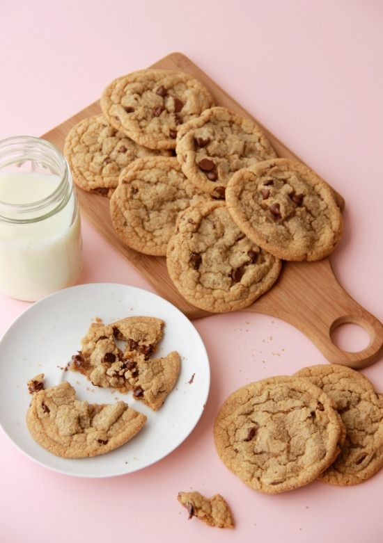 science-of-chocolate-chip-cookie  What each ingredient can do for your cookie. The perfect texture.