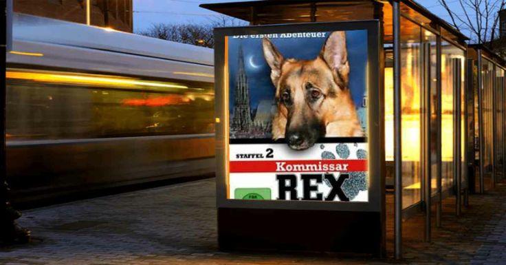 kommissar rex rome logo