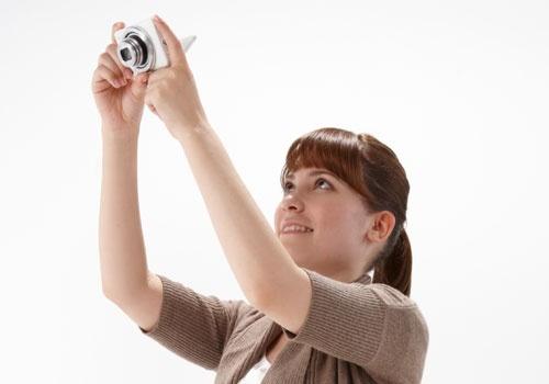 2013 Most Unique Canon Camera, PowerShot N! [CES 2013]