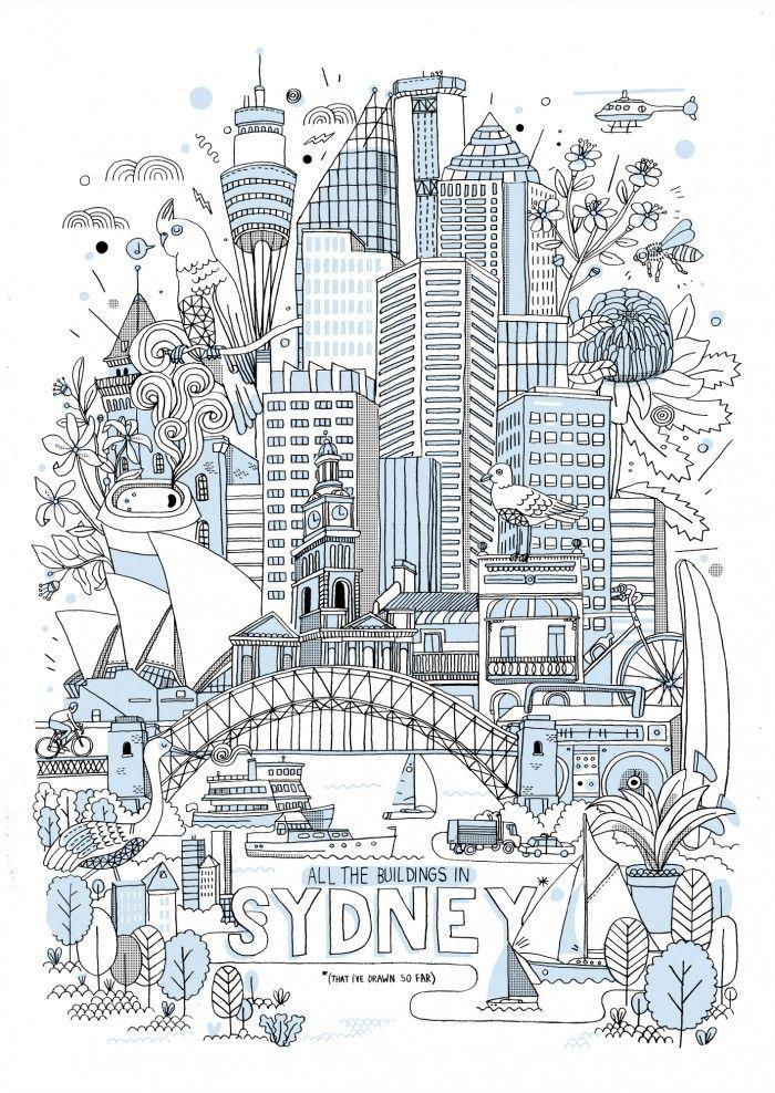James Gulliver Hancock - Sydney