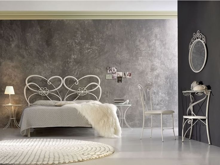29 best Letti in ferro images on Pinterest | Wrought iron, Bedroom ...