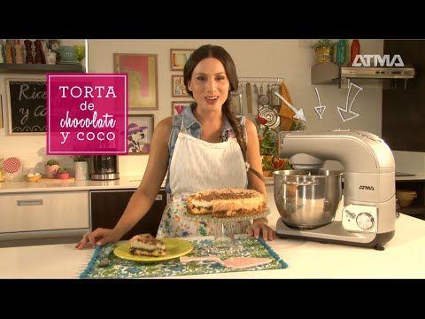 MINUTO ATMA con Tefi Russo - Torta de chocolate y coco