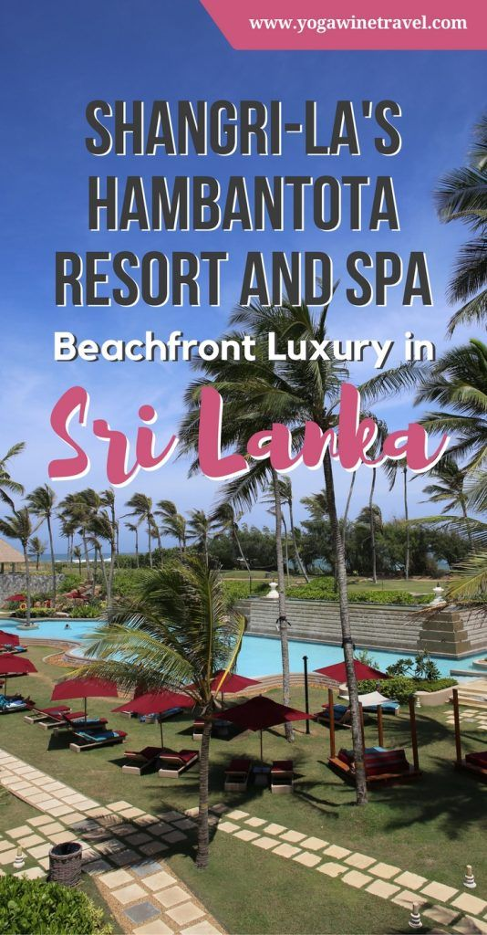 Sri Lanka's luxury and boutique hotel scene is on the up-and-up, with major brands like Shangri-La opening up to cater to the burgeoning tourist arrivals to this little island in the Indian Ocean. Shangri-La's Hambantota Resort is one of the most beautiful hotels in Sri Lanka - read on for a full hotel review of this luxury resort!