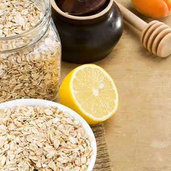 Lemon Pie Oats | Skinny Mom | Where Moms Get The Skinny On Healthy Living  -  just for the idea.