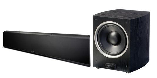 Yamaha + Paradigm MusicCast Surround Sound System