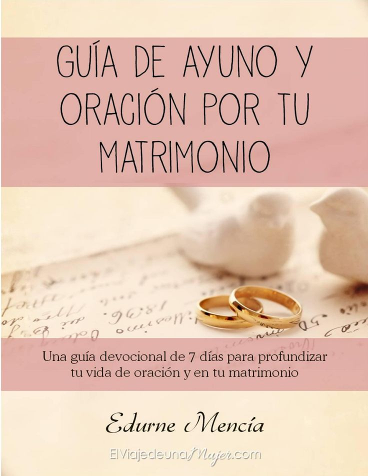 El Amor Matrimonio Biblia : Best oracion para el matrimonio ideas only on