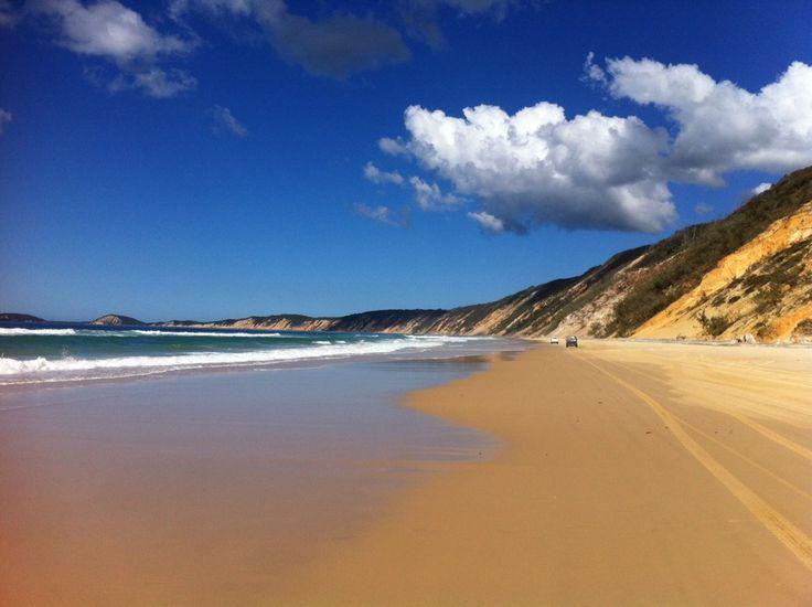 Rainbow Beach in Rainbow Beach, QLD