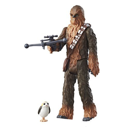 Superb Star Wars The Last Jedi Force Link Chewbacca Figure Now At Smyths Toys UK! Buy Online Or Collect At Your Local Smyths Store! We Stock A Great Range Of Star Wars At Great Prices.