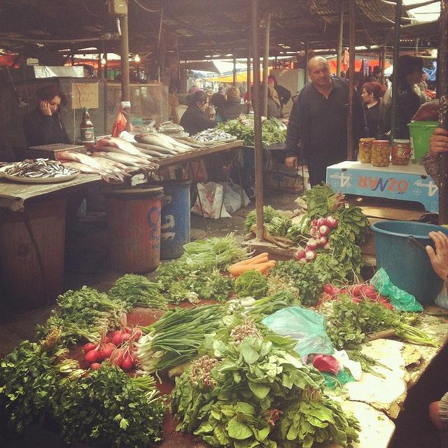 A Georgian Market