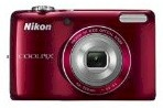Nikon COOLPIX L26 16.1 MP Digital Camera  with 5x Zoom NIKKOR Glass Lens and 3 inch LCD (Red) Product Dimensions: 2 x 3.8 x 2.4 inches; 5.8 ounces - SALE PRICE $119.95 US