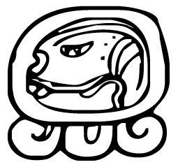 Mayan Astrology Sign E   Mayan Astrology Sign Eb