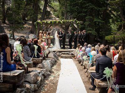 Mammoth Mountain & June Mountain Resorts Mammoth Lakes Eastern Sierras wedding locations 93546