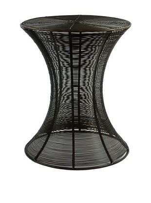 Melange Home Round Wire Stool