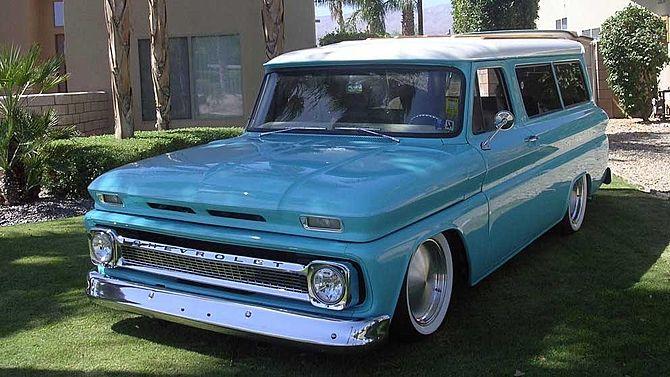 1965 Chevrolet Suburban | Mecum Auctions