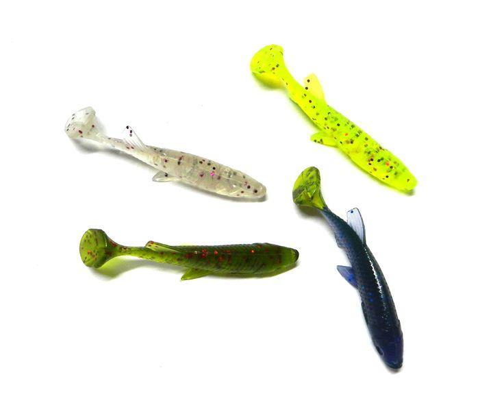 Soft plastic  lures fishing baits saltwater fishing lures 7.5CM 5G soft rubber  fishing  lures customized soft  baits