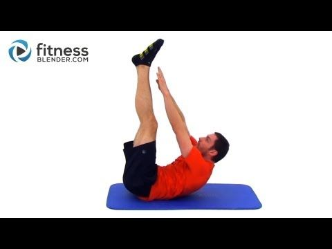 Punch me in the stomach, I dare you.... Quick At Home Abs & Obliques Workout - Fitness Blender Core Workout for Toned Abs