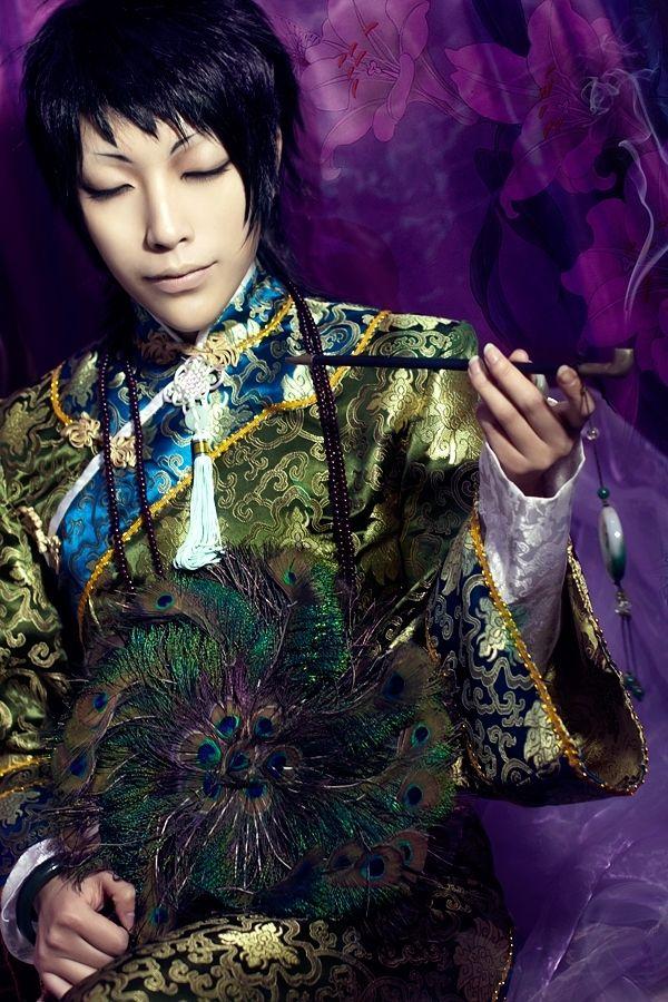 Lau (Black Butler) | 0066 - WorldCosplay