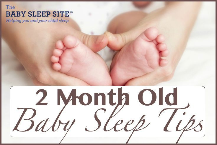 We share 8 tips to help your 2 month old baby sleep better. Use these 8 tips to help your 2 month old sleep well at night, and nap regularly!